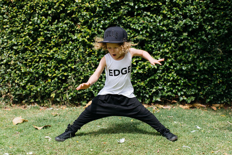 Kids EDGE tanks