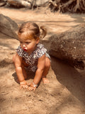 Baby Girls Leopard Top