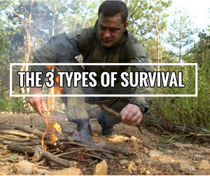 The Three Types Of Survival