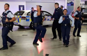 #runningmanchallenge Law Enforcement and Public Safety