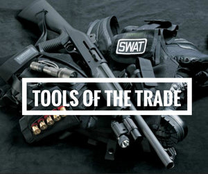 Tools of the Trade - Load out of Modern SWAT Officers