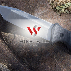 Steel Will Knives