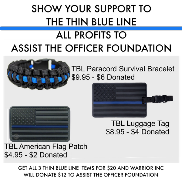 Thin Blue Line Donations