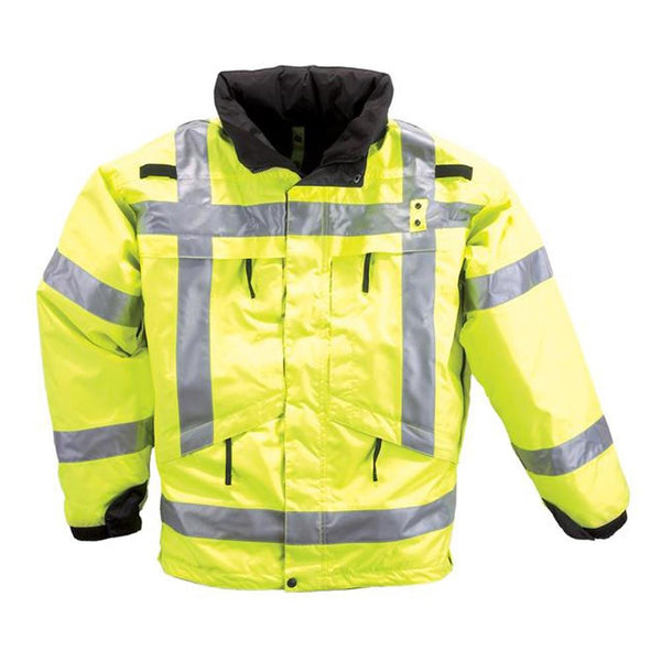 5.11 Tactical 3-in-1 Reversible Hi-Vis Parkas - WarriorInc Tactical Gear