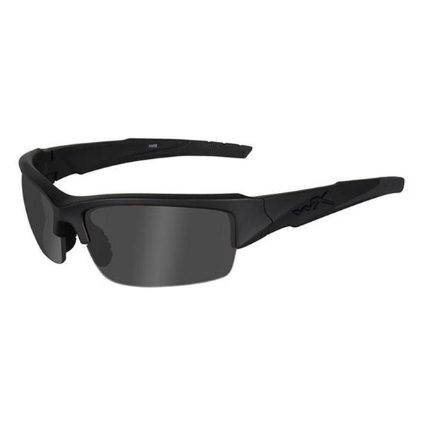 Wiley X Valor Matte Black Frame / Smoke Gray Lens - WarriorInc Tactical Gear