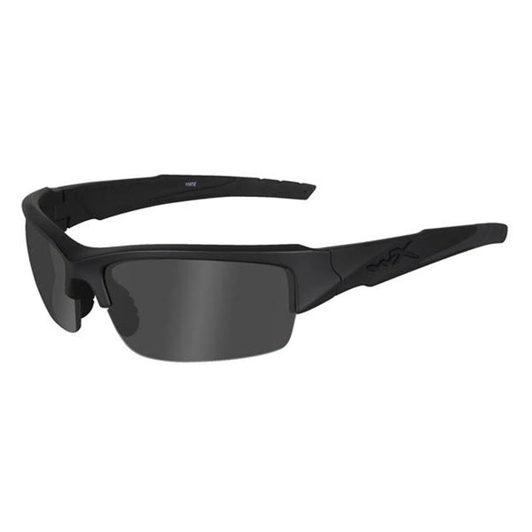 Wiley X Valor Matte Black Frame / Polarized Smoke Gray Lens - WarriorInc Tactical Gear