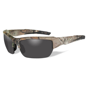 Wiley X Valor Realtree XTRA Camo Frame / Smoke Gray Lens - WarriorInc Tactical Gear