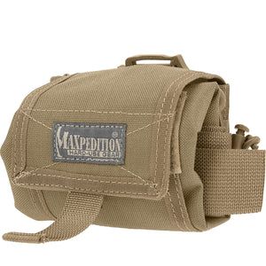 Maxpedition Mega Rollypoly Folding Dump Pouch - WarriorInc Tactical Gear