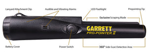 Garrett CSI Pro-Pointer II Metal Detector 1166020 - WarriorInc Tactical Gear