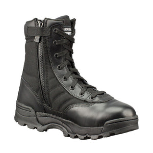"Original SWAT Classic 9"" Size-Zip Men's Boot - WarriorInc Tactical Gear"