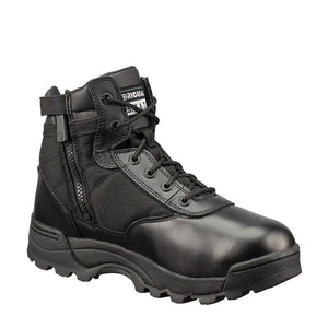 "Original SWAT Classic 6"" Side-Zip Boot - WarriorInc Tactical Gear"