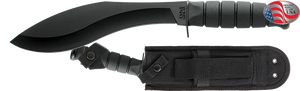 Ka-Bar Combat Kukri with Sheath - WarriorInc Tactical Gear
