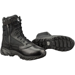 "Original SWAT Chase 9"" Size-Zip Boot - WarriorInc Tactical Gear"