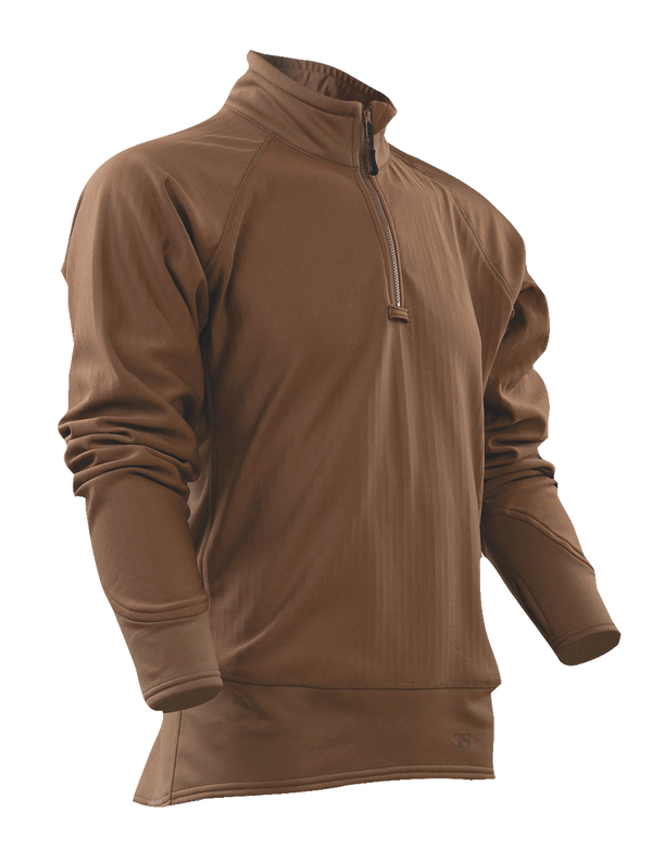 TruSpec 24-7 Cross Fit Grid Fleece Pullover - WarriorInc Tactical Gear