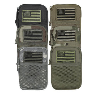 Voodoo Tactical Universal Compatible BDU Wallet / Admin Pouch - WarriorInc Tactical Gear