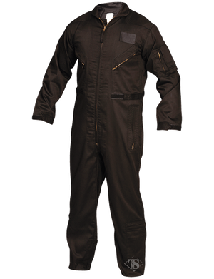 TruSpec 27P Flight Suit Black - WarriorInc Tactical Gear