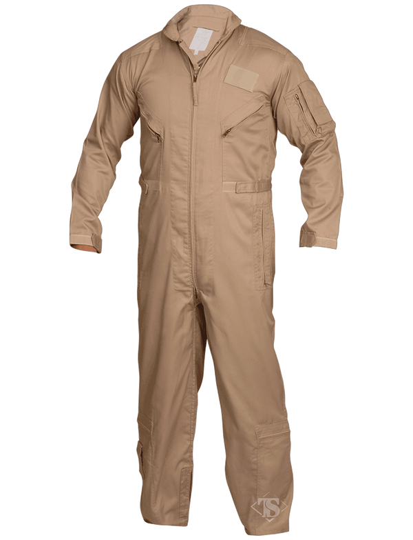 TruSpec 27P Flight Suit Khaki - WarriorInc Tactical Gear