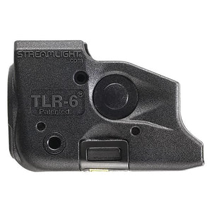 Streamlight 69290 TLR-6 Weaponlight with Red Laser for Glock - WarriorInc Tactical Gear