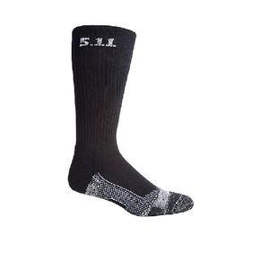 "5.11 Tactical Level I 9"" Sock - Regular Thickness - WarriorInc Tactical Gear"