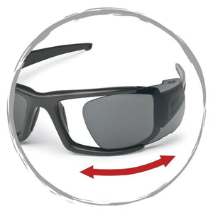 ESS Eye Safety Systems CDI Max Black - WarriorInc Tactical Gear