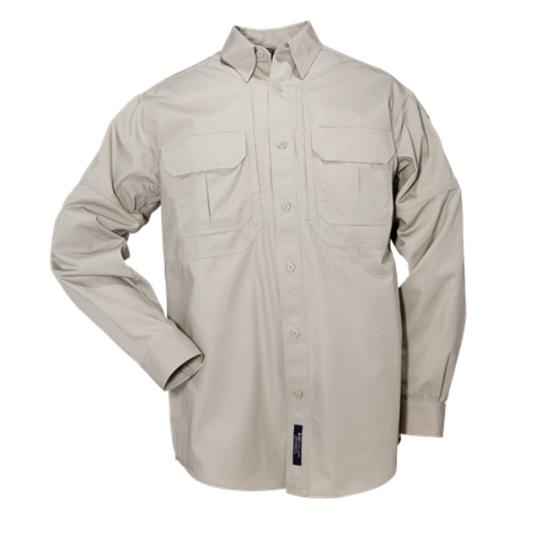 5.11 Tactical Men's Long Sleeve Tactical Shirt - WarriorInc Tactical Gear