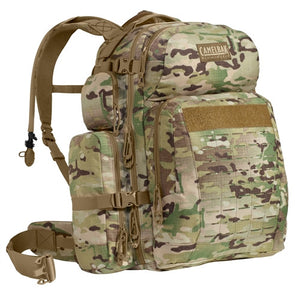 CamelBak BFM 100oz/3L Mil Spec Hydration Backpack Multicam 62594 - WarriorInc Tactical Gear