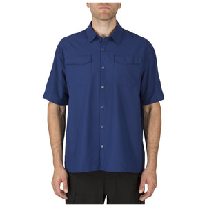 5.11 Tactical Freedom Flex Woven Short Sleeve Shirt - WarriorInc Tactical Gear