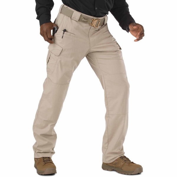 5.11 Tactical Stryke Pants with Flex-Tac - Khaki - WarriorInc Tactical Gear