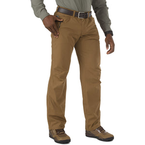 5.11 Tactical Ridgeline Pants - Battle Brown - WarriorInc Tactical Gear