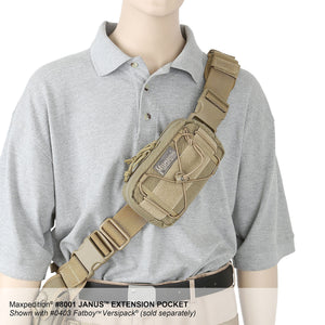 Maxpedition Janus Extension Pocket - WarriorInc Tactical Gear