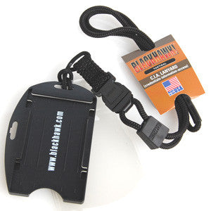 Blackhawk CIA Lanyard ID Holder - WarriorInc Tactical Gear