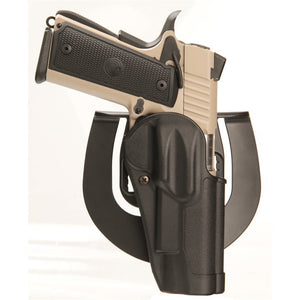 Blackhawk 4156 CQC / Sportster Standard Holster with Belt and Paddle Platform - WarriorInc Tactical Gear