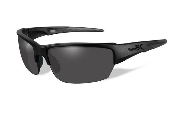 Wiley X Saint Grey Lens / Matte Black Frame CHSAI08 - WarriorInc Tactical Gear