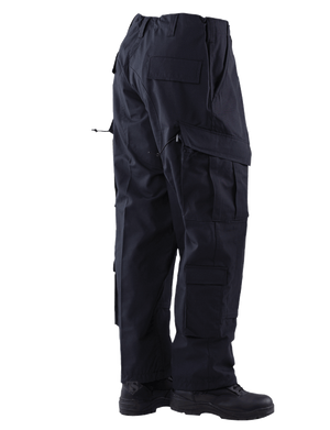 TruSpec Tactical Response Uniform Pants Black - WarriorInc Tactical Gear
