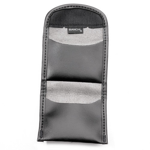 Bianchi 22962 Black Basketweave AccuMold Elite Flat Latex Glove Pouch Fits Two