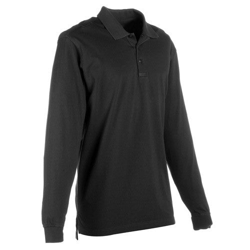 5.11 Tactical Men's Long Sleeve Tactical Polo - WarriorInc Tactical Gear