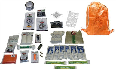 5ive Star Gear Bug Out Emergency Bag - WarriorInc Tactical Gear
