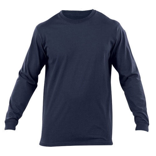 5.11 Tactical Professional Long Sleeve T-Shirt Fire Navy - WarriorInc Tactical Gear