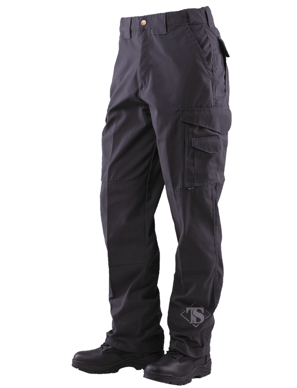 TruSpec 24/7 Cotton Tactical Pant Black 1073 - WarriorInc Tactical Gear