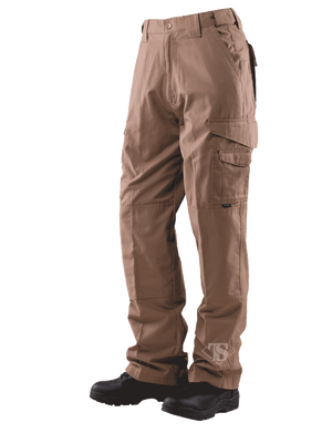 TruSpec 24/7 Series Tactical Pants Coyote 1063 - WarriorInc Tactical Gear