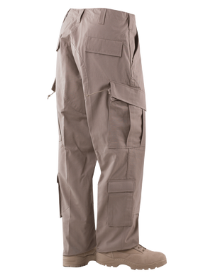 TruSpec Tactical Response Uniform Pants Khaki - WarriorInc Tactical Gear