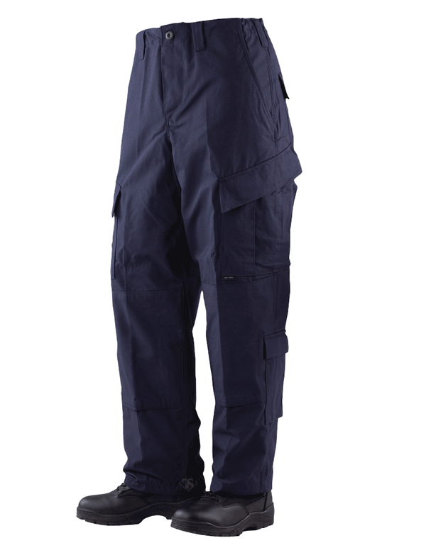 TruSpec Tactical Response Uniform Pants Navy - WarriorInc Tactical Gear