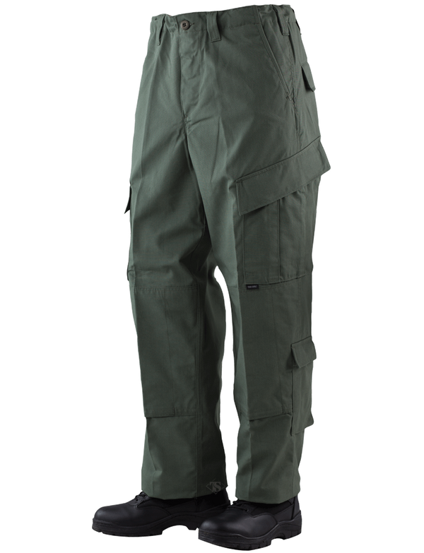 TruSpec Tactical Response Uniform Pants Olive Drab - WarriorInc Tactical Gear