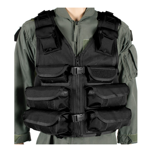 Blackhawk Omega Elite Vest Medic/Utility - WarriorInc Tactical Gear