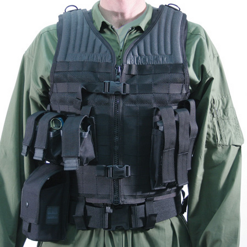Blackhawk S.T.R.I.K.E. OMEGA VEST - WarriorInc Tactical Gear