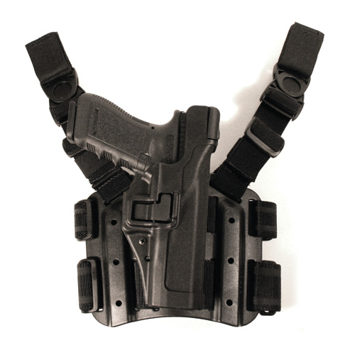Blackhawk Level 3 Tactical Serpa Holster - WarriorInc Tactical Gear
