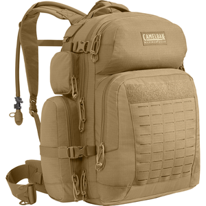 CamelBak BFM 100oz/3L Mil Spec Hydration Backpack Coyote 62593 - WarriorInc Tactical Gear