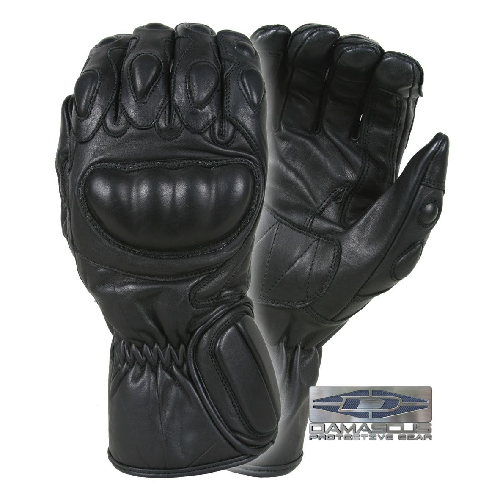 Damascus CRT100 Vector Hard Knuckle Riot Control Gloves - WarriorInc Tactical Gear