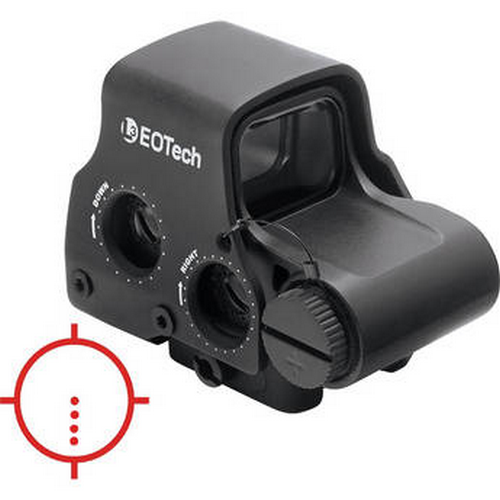 EOTech EXPS3-4 Military Weapon Sight - WarriorInc Tactical Gear