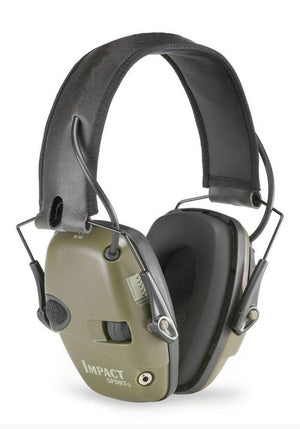 Howard Leight R-01526 Impact Sport Electronic Earmuff - WarriorInc Tactical Gear